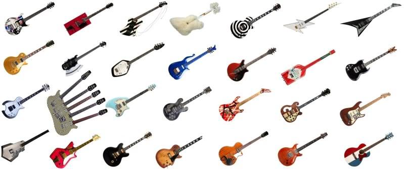 guitarist by guitar w pictures guitar name bonus quiz by marto1. Black Bedroom Furniture Sets. Home Design Ideas